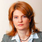 Natalya Kasperskaya. CEO of InfoWatch Group and co-founder of Kaspersky Lab and new member of the Skoltech Board of Trustees