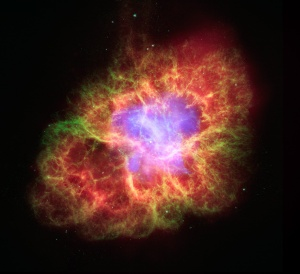 Supernova is one of the topics featured by the Skoltech colloquium on high energy physics. Image courtesy of wikipedia
