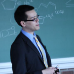 Dr Kevin Lam, guest speaker at the Skoltech seminar