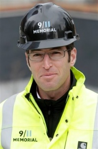 Michael Arad, the New York architect who designed the World Trade Center memorial