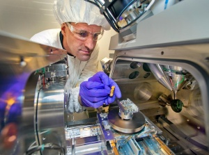 Nanomaterials are increasingly used by various industries. Image courtesy of Brookhaven National Laboratory