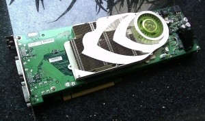 CUDA™ is a parallel computing platform and programming model invented by NVIDIA. Image courtesy of wikipedia
