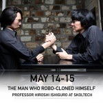 Prof Hiroshi Ishiguro, a visionary who made a copy of himself and heads the Intelligent Robotics Laboratory at Osaka University will give two guest lectures at Skoltech.