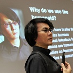 Humanoid robots pioneer Hiroshi Ishiguro, guest lecturer at Skoltech