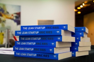 The Lean Startup by Eric Reis suggests a method for developing startup businesses and products. Dr Stoyan Tanev will offer his research based insights on the topic. Image courtesy of Betsy Weber, Flickr