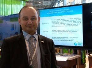 Dmitry Pebalk – Skoltech Innovation Program Manager