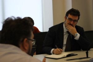 Prof. Alessandro Golkar, associate director of Skoltech Space Center