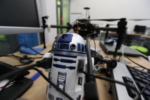The new robotics lab