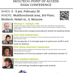 RASA conference at Skoltech