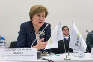 Nadezhda Lyadova, Deputy General Director of LUKOIL-Engineering LLC.