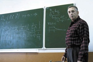 Prof. Yakov Sinai