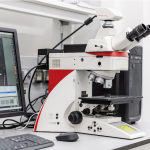 Leica DM 4M Optical microscope